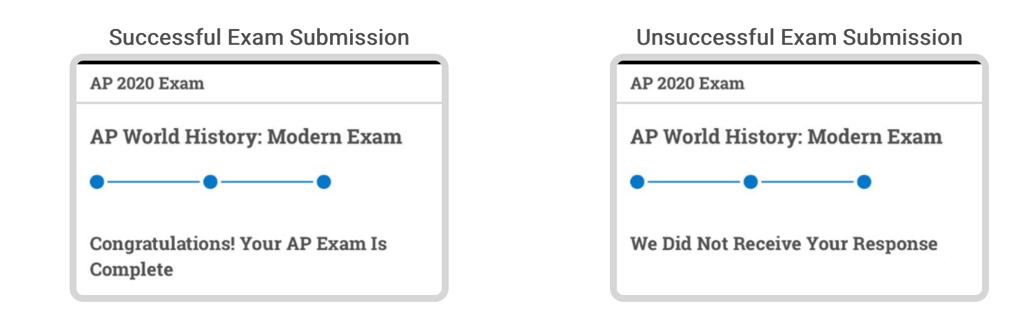 College Board is releasing a new safeguard for students who experienced issues submitting their online AP tests.